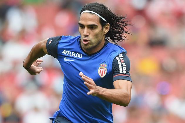 Liverpool Transfer News: Radamel Falcao Terms Emerge, Edinson Cavani Also Eyed