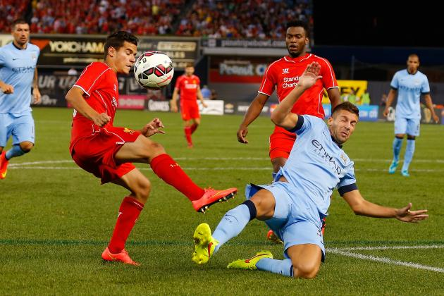 Why Release of Matija Nastasic at Manchester City Makes Little Sense