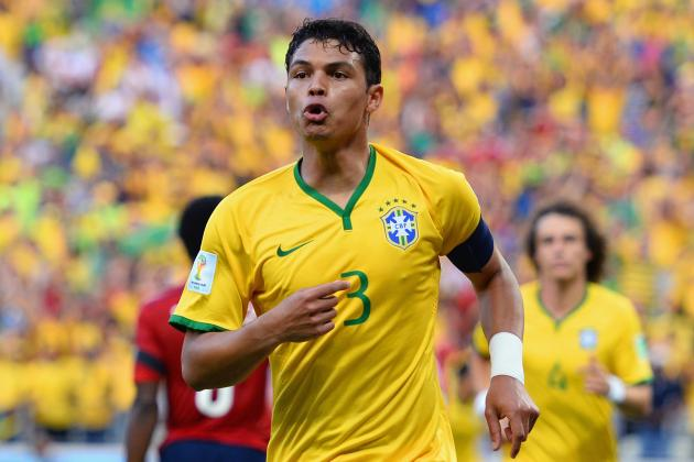 Why Paris Saint-Germain Will Be Fine Without Thiago Silva
