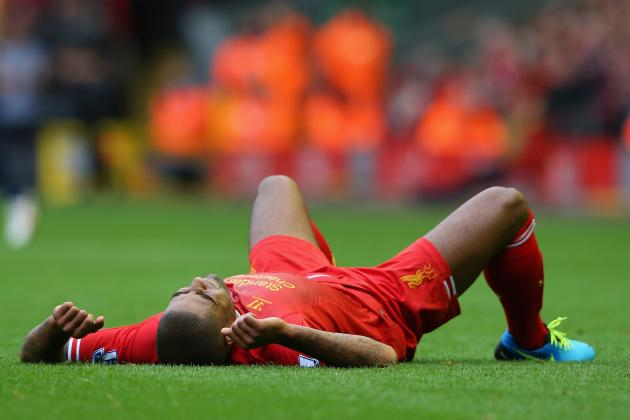 Why Glen Johnson Is Under Most Pressure for Liverpool After Win over Southampton