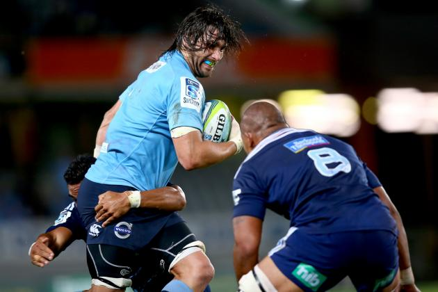 Potgieter Suffers Injury Setback