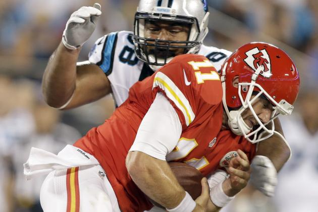 Chiefs Don't Just Have Blocking, Coverage Problems