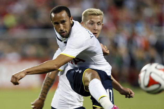 Tottenham Hotspur Must Keep Hold of England Star Andros Townsend
