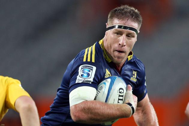 Tigers Quiet on Link with Brad Thorn