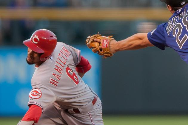 Reds Endure Difficult Doubleheader Sweep