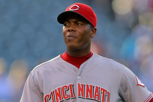 Chapman's Wildness Leads to Stunning Game 1 Loss