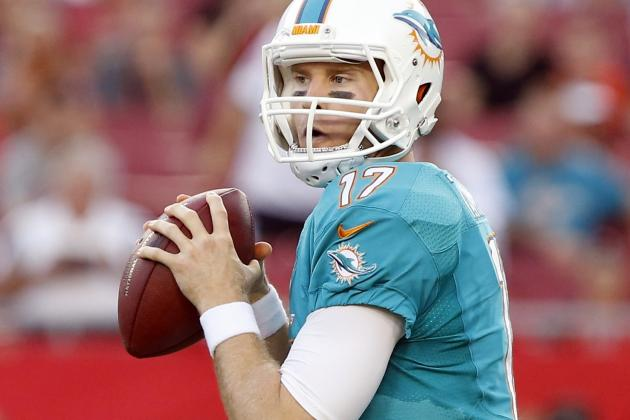 Hyde5: Don't over-Value Tannehill's Preseason Numbers