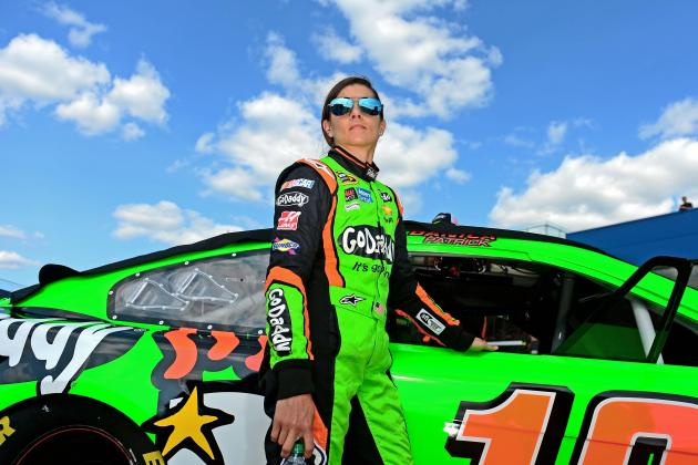 Danica Patrick: Latest News and 2014 Sprint Cup Ranking Ahead of Bristol