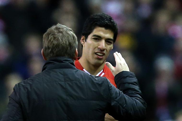 Luis Suarez Sent Liverpool Manager Good Luck Text Before Premier League Opener