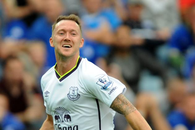 Why Aiden McGeady Is Under Most Pressure for Everton Following Draw at Leicester
