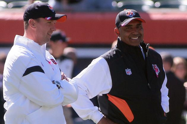 Bengals' Special Teams Miscues Draw Coach's Ire