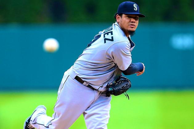 Will Felix Hernandez Be the Latest to Steal AL MVP from Mike Trout?