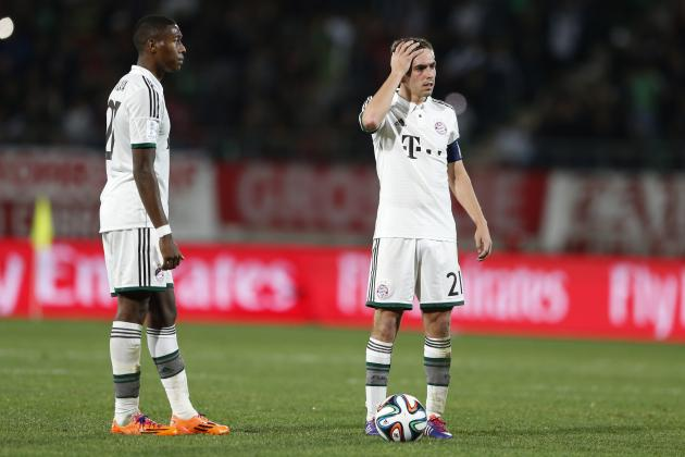 Assessing Pep Guardiola's Lahm-Alaba Double Pivot at Bayern Munich