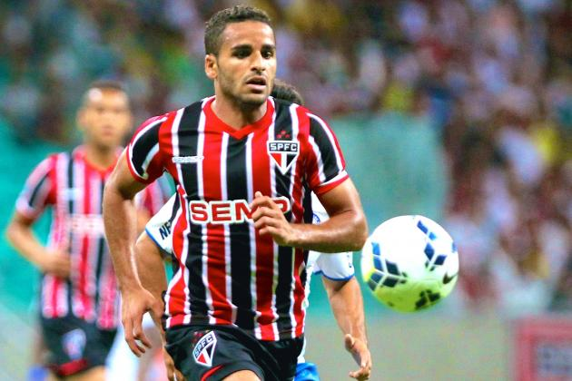 Barcelona Transfer News: Douglas Deal Reportedly Agreed with Sao Paulo