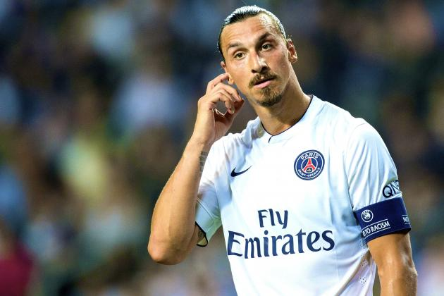 Zlatan Ibrahimovic Injury: Updates on PSG Star's Hip and Return
