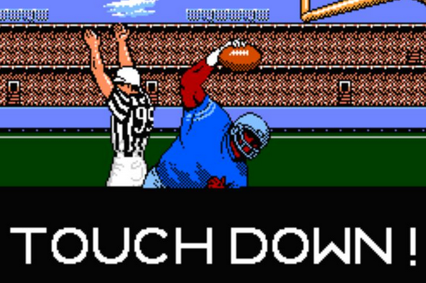 Top Five Video Game Detroit Lions of All Time