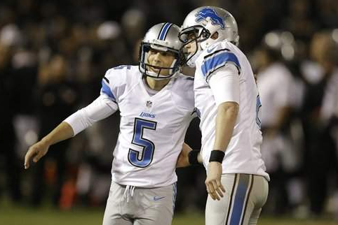 Lions Kicking Hopeful Giorgio Tavecchio Sends Right Spice Through Uprights