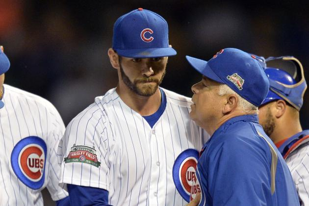Renteria: No Shutdown Plans for Cubs Ace Jake Arrieta