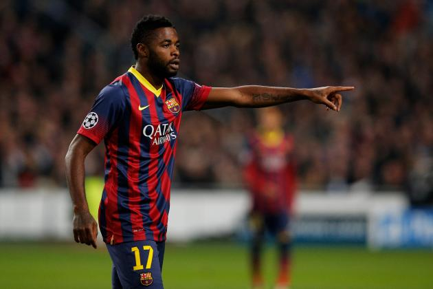 Barcelona Transfer News: Alex Song Set for Potential Free Loan