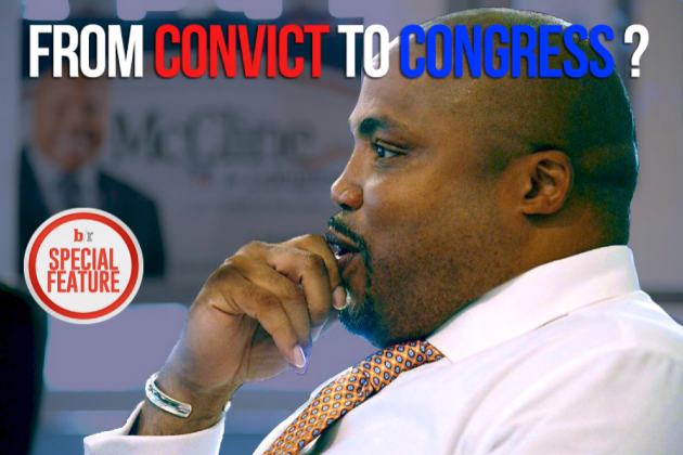 From Convict to Congress? On the Campaign Trail with Former Boxer Jameel McCline