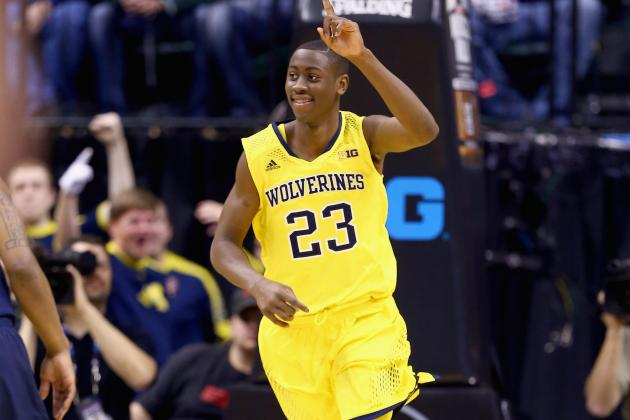 How Michigan's Caris LeVert Can Emerge as a 2015 NBA Lottery Prospect