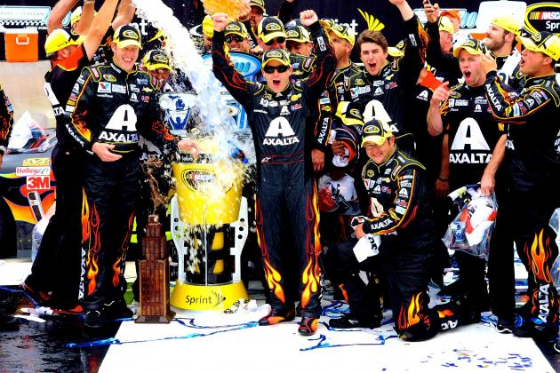 Why Jeff Gordon's Incredible Resurgence Won't Be Ending Anytime Soon