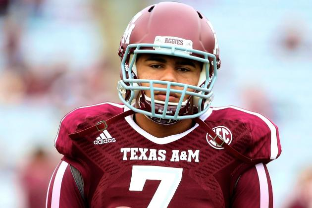 Texas A&M's Kenny Hill Is the Ultimate Long Shot for the 2014 Heisman Trophy
