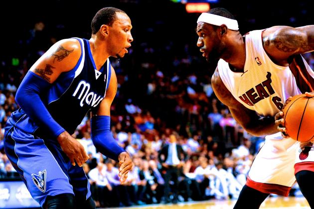How Does Shawn Marion Fit into the Cavaliers' Championship Master Plan?