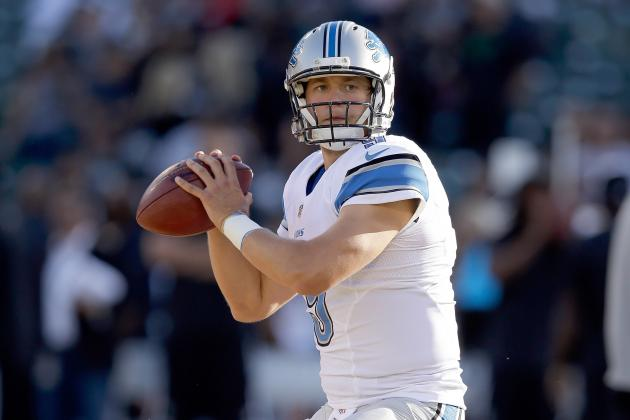 Breaking Down Matthew Stafford's Great Performance Against Oakland