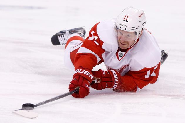 Red Wings GM Says Alfredsson Decision Will Wait UntilSeptember