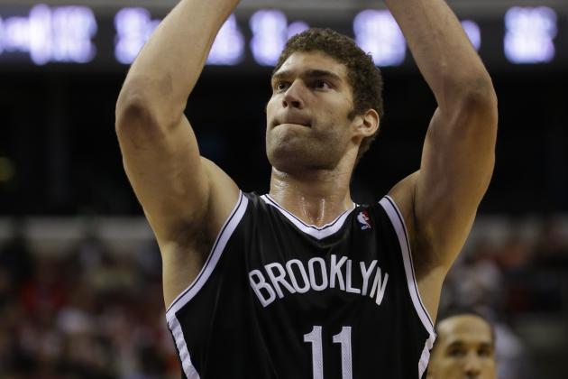 Nets GM Says Loss of Brook Lopez Didn't Help Last Season's Success