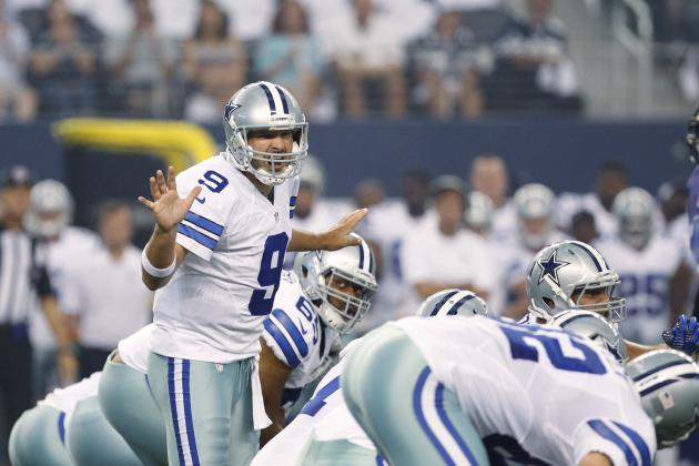 Tony Romo Looked Like His Old Self in First Preseason Game Action