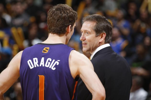 Can Phoenix Suns Build Upon Breakout 2013-14 Campaign?