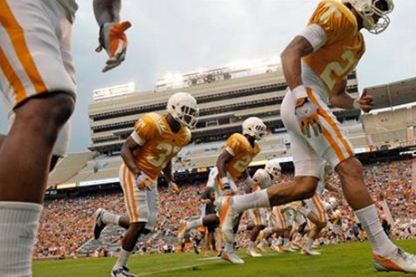 Tennessee's Open Practice Has Attendance of 40,000
