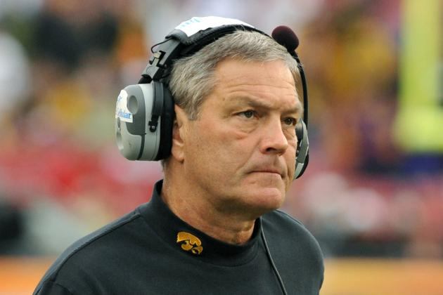 Ferentz Has Lots of Questions Still Unanswered