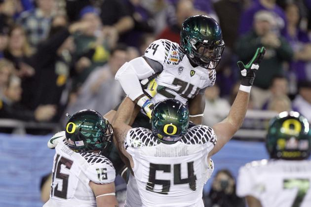 How Tyler Johnstone's Injury Affects the Oregon Ducks
