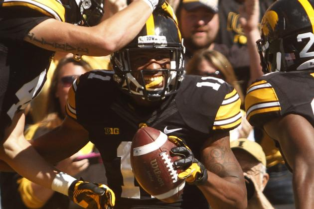 Hawkeyes Still Looking for Second Corner