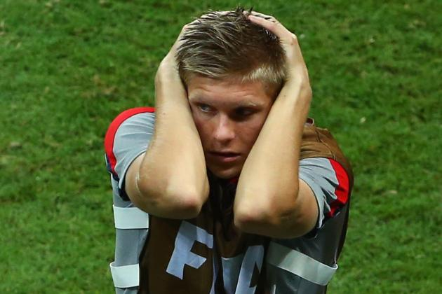Aron Johannsson Has Groin Surgery, out Another Six Weeks
