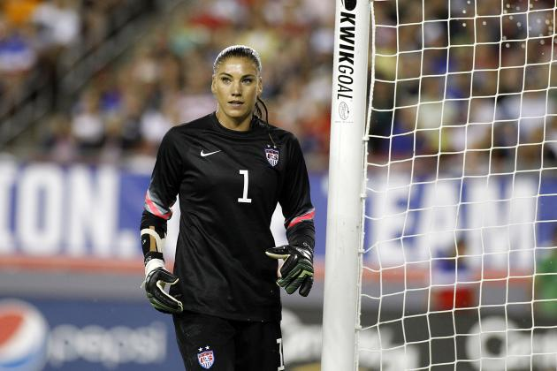 Promoting Hope Solo Blows Up in USA Soccer's Face on Social Media