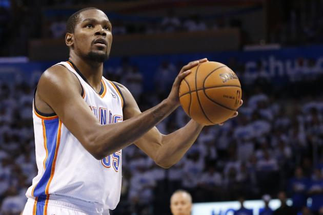 Why Kevin Durant Would Be Foolish to Leave Oklahoma City Thunder