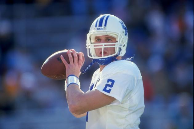 Tim Couch Talks About Recruiting in the Stoops Era