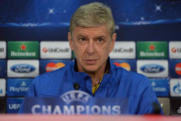 Arsenal: Success in the Champions League Should Be Arsene Wenger's Priority