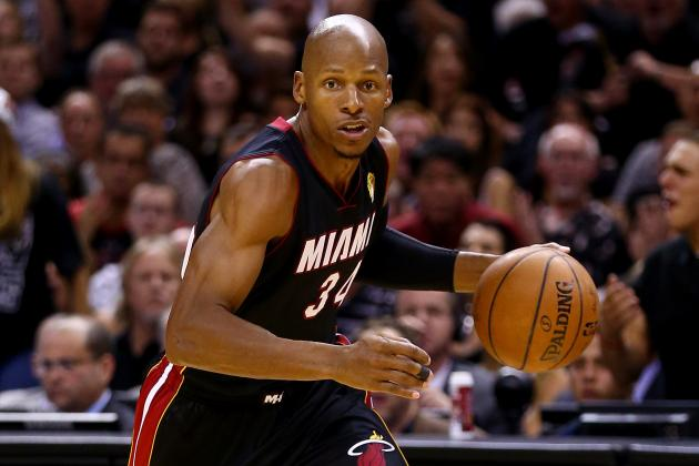 NBA Rumors: Breaking Down How Ray Allen Would Fit with Revamped Cavaliers