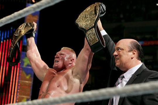 Projecting Top Contenders to Face Brock Lesnar for WWE Heavyweight Championship