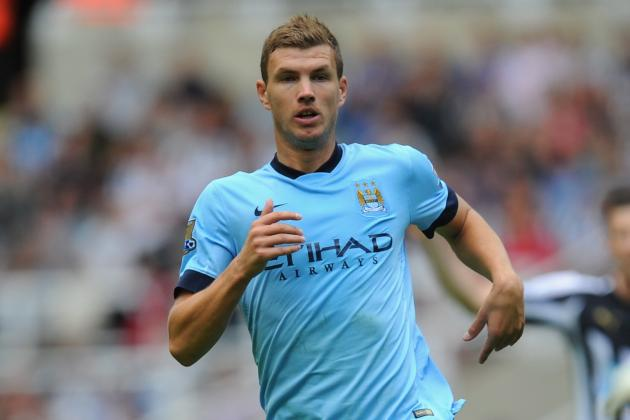 Edin Dzeko and Manchester City Agree on New 4-Year Contract