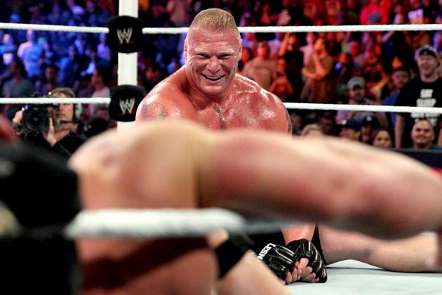 WWE SummerSlam 2014 Results: Instant Classic Moments from PPV