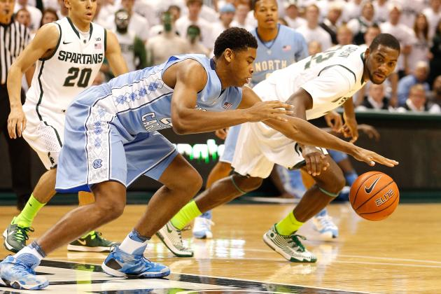 UNC Basketball: What We Learned from Tar Heels' 2014 Bahamas Exhibition Trip