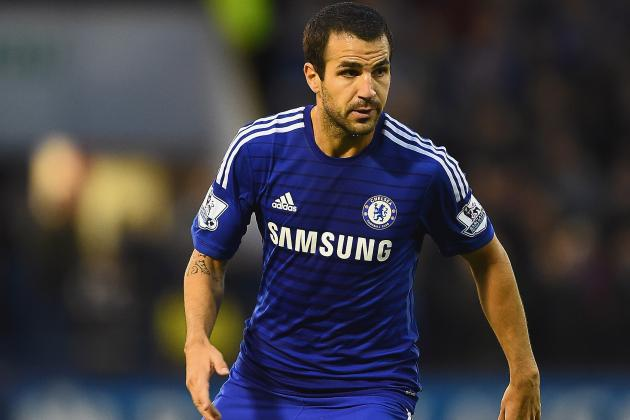 Twitter Reacts to Cesc Fabregas' Performance from Burnley vs. Chelsea