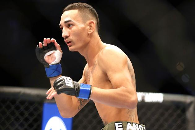 Mirsad Bektic Out, Clay Collard in vs. Max Holloway at UFC Fight Night 49