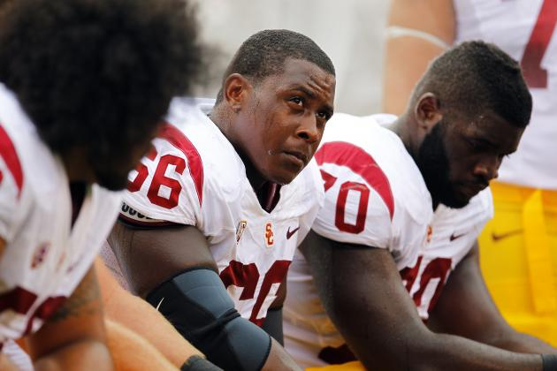 USC Football: Lineman Aundrey Walker Making Strides in Return